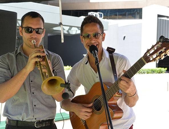 Gypsy Jazz Band Brisbane - Wedding Music - Entertainment