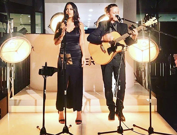 Harmony Acoustic Duo Brisbane - Cover Band