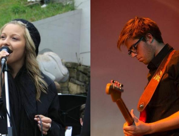Indigo Blue Acoustic Duo Sydney Singer Musicians