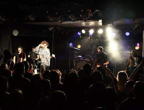 INXS Tribute Band Melbourne - Tribute Shows - Impersonators