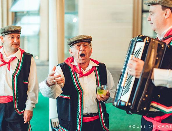 ITALIAN MUSIC DUO