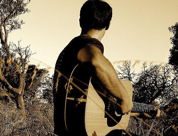 Justin Acoustic Singer Perth - Musicians