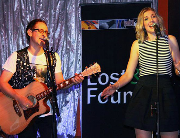Lost And Found Acoustic Duo Adelaide - Music Duos - Singers