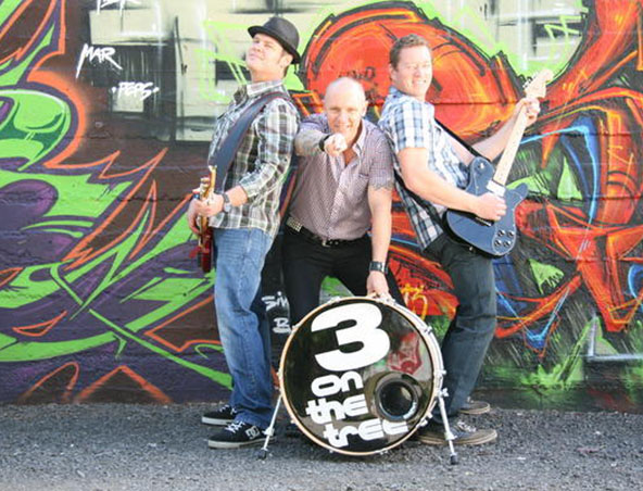 3 On The Tree Cover Band - Melbourne Wedding Bands - Musicians Singers