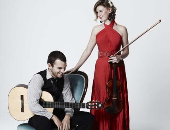 Mimosa Duo Sydney - Musicians Entertainers