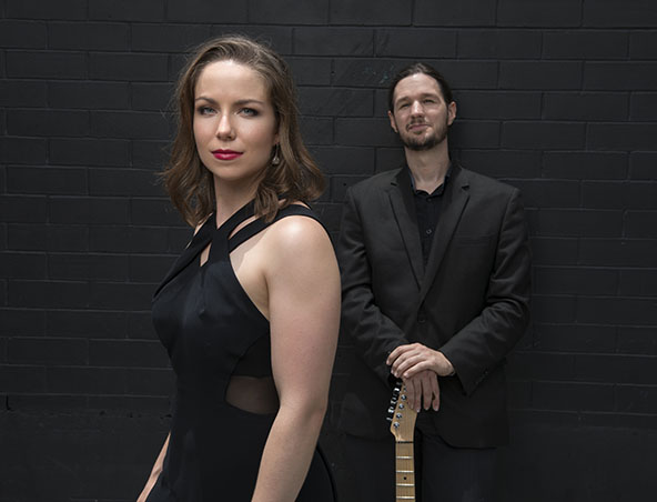 Moonlight Duo Brisbane - Acoustic Duos - Musicians Entertainers