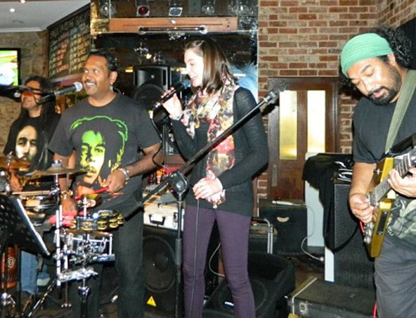 One Planet Cover Band Adelaide - Musicians Entertainers Hire - Singers