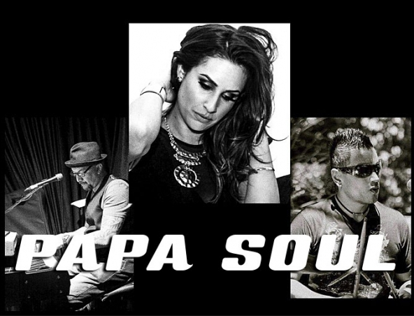 Papa Soul Cover Band Perth - Singers Musicians Entertainers