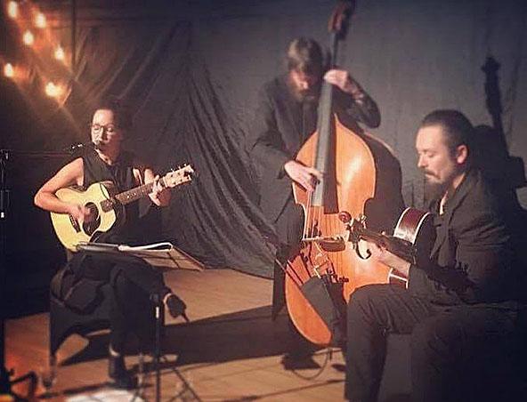 Paper Moon Jazz Band Perth - Musicians