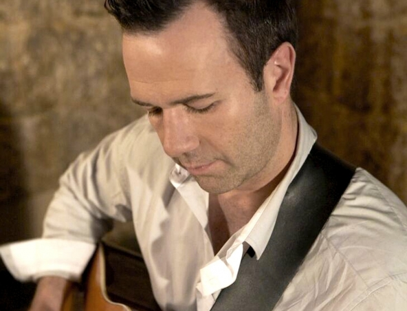 Paul Acoustic Soloist Musician Singer Sydney