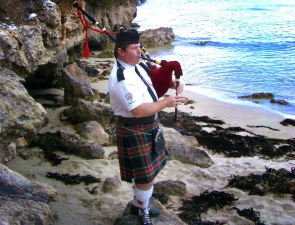 Bag Piper Perth A