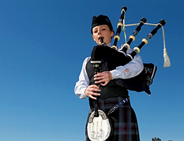 BAG PIPER PERTH B