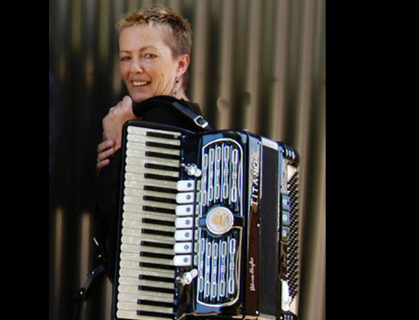 Perth Piano Accordion Player B