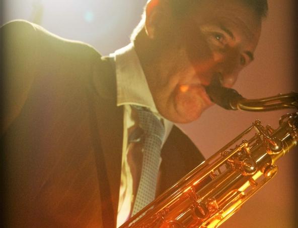 Saxophone player Brisbane musician