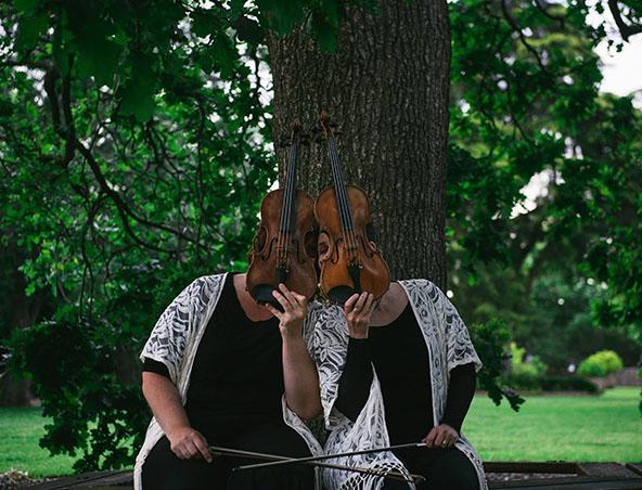 Melbourne String Duo - String Trio - Classical Music Melbourne