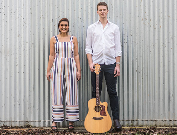 Sydney Acoustic Duo - Room 4 Two - Singers
