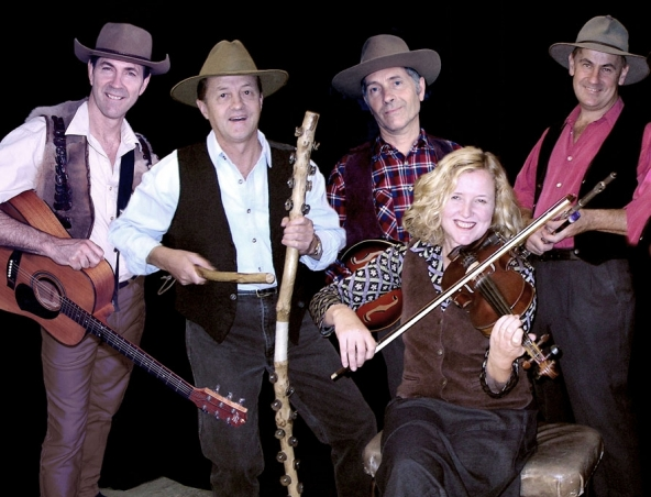 Sydney Bush Band - Australiana Entertainment - Bush Singer