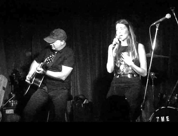 Sydney Acoustic Duo Aimee and Doug