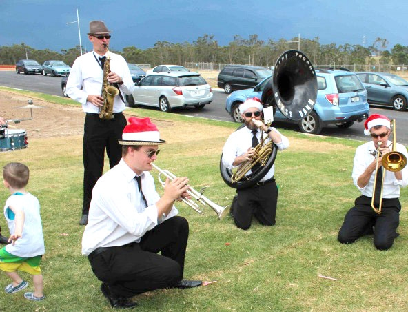 Sydney New Orleans Marching Band