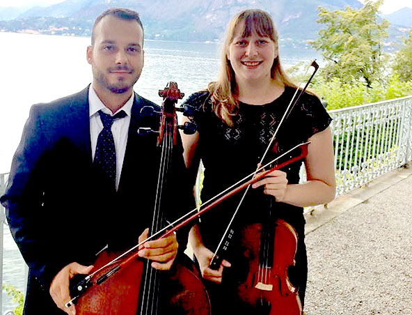 String Duos Sydney - Classical Musicians