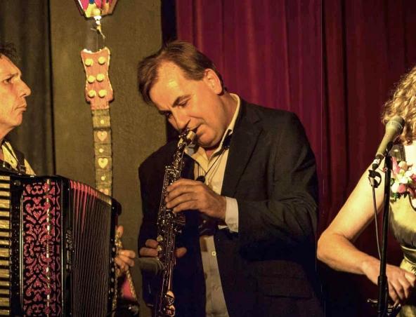 Sydney Gypsy Jazz Band  - Singers Musicians - Jazz