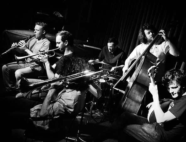 The Sugarfoot Ramblers Jazz Band Melbourne - Musicians Entertainers
