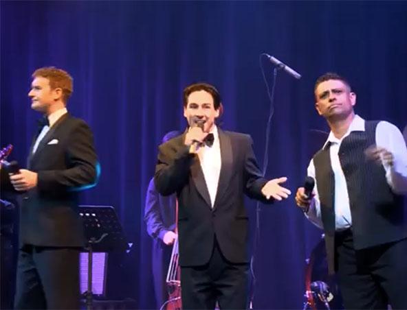 Rat Pack Vegas Tribute Show - Sydney Tribute Bands - Musicians - Singers