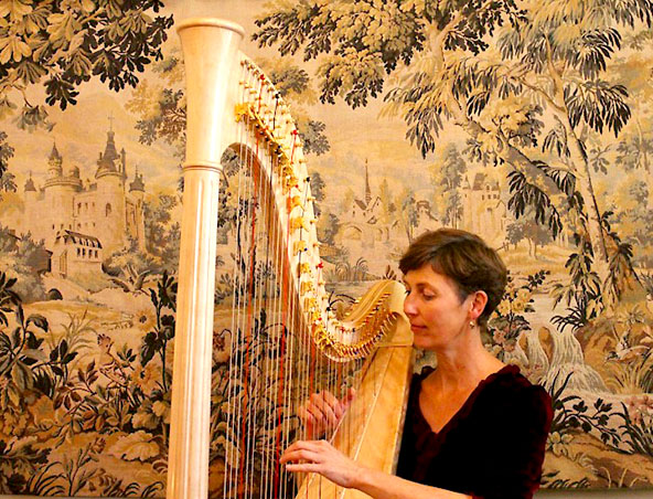 SYDNEY WEDDING HARPIST D