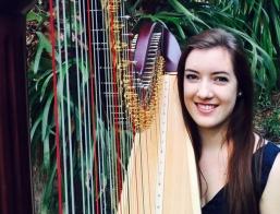 Brisbane Harpist