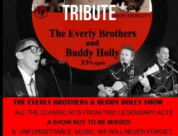 Buddy Holly and Everly Brothers Tribute