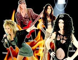 Divas Of Rock Tribute