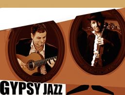 Gypsy Jazz Music Duo