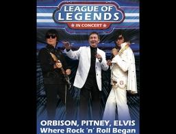League Of Legends Tribute Show