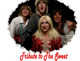 The Sweet Tribute Band