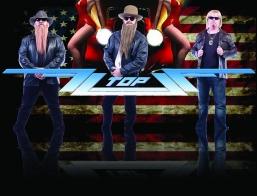 ZZ Top Tribute Band